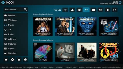 Kodi Media Center Is Getting A New Look In Version 17