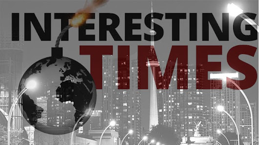 The Joy of Interesting Times | Telsec Business Centres
