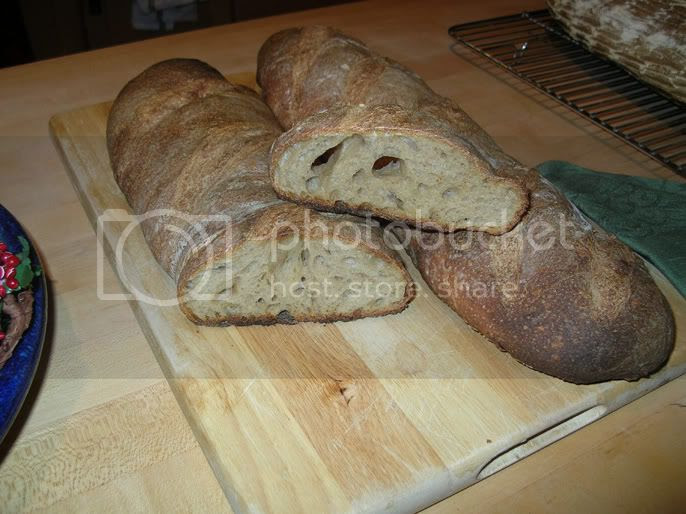 Wow - Essential's Columbia Country French Sourdough recipe ...
