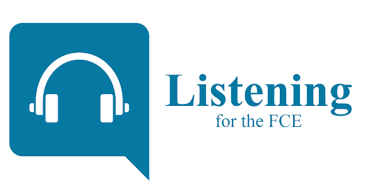 FCE Listening Paper: Try Out FCE Listening Part 1