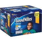 GoodNites Boys' Night Time Underwear, Size L/XL - 34 count