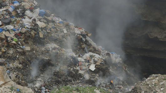 """'As If You're Inhaling Your Death': The Health Risks of Burning Waste in Lebanon"" 