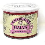 Macedonian Halva with Vanilla Flavor