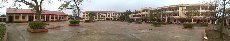 Panorama một vòng trường