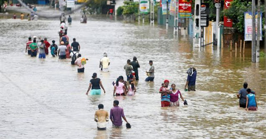 URGENT Relief for Sri Lankan Flood Victims