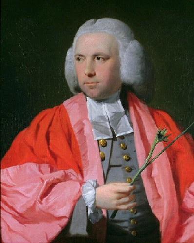 Portrait of Doctor Daniel Lysons DCL, MD