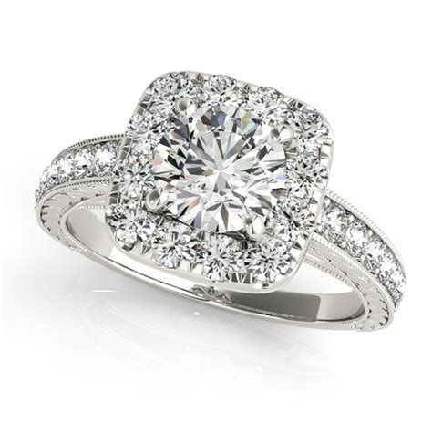 Cheap Engagement Rings for Women with Diamonds