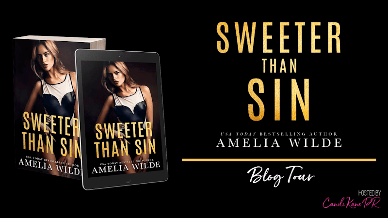 Release Blitz + Review: Sweeter Than Sin by Amelia Wilde
