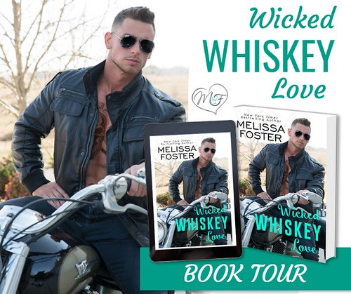 Blog Tour: Review of Wild Whiskey Love by Melissa Foster