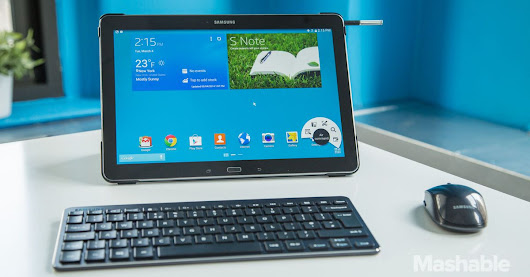 Samsung Galaxy Note Pro Proves Bigger Isn't Always Better [REVIEW]