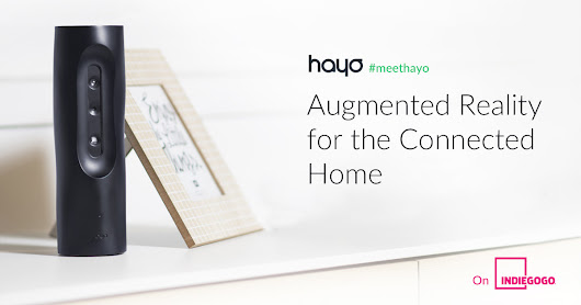 Hayo: Augmented Reality for the Connected Home