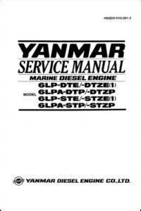 Yanmar Diesel Engine Manuals - MARINE DIESEL BASICS