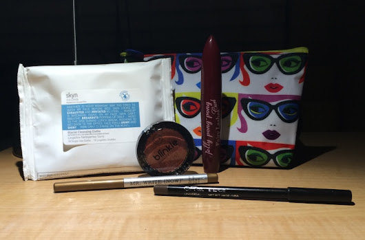 January Ipsy and Other Things.