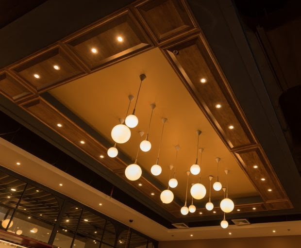 Lights That Could Create Galaxies Out of Ceilings- Downlight Fittings!