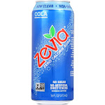 Zevia Soda - Zero Calorie - Cola - Tall Girls Can - 16 oz - case of 12