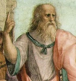 The School of Athens (Detail) by Rafael [Public Domain Image]