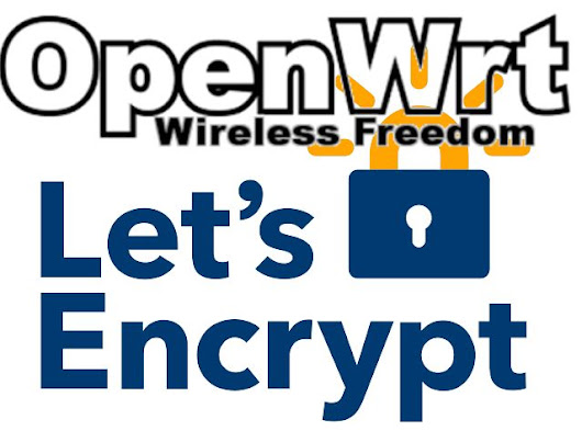 Getting Free SSL Certificates from on OpenWRT using dehydrated SSL | Life, The Universe and ... Everything!