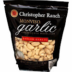 Peeled Garlic by Christopher Ranch Monviso 3lbs