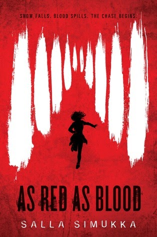 Currently Reading: As Red As Blood by Salla Simukka