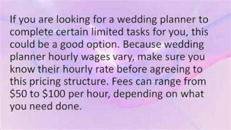 wedding planner cost   Best Wedding Ideas, Quotes