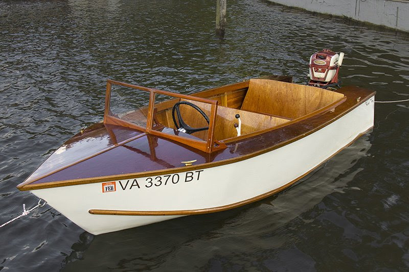 Go Back > Gallery For > Plywood Boat With Motor