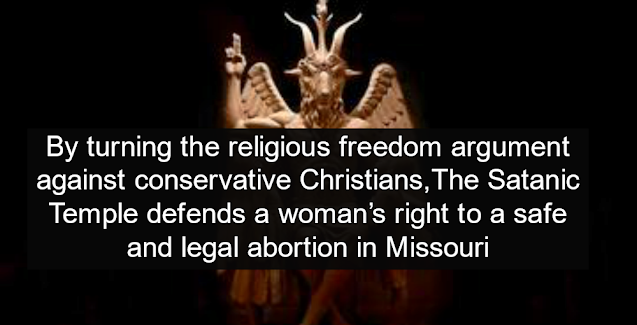 Satanic Temple Wins Abortion Victory In Missouri