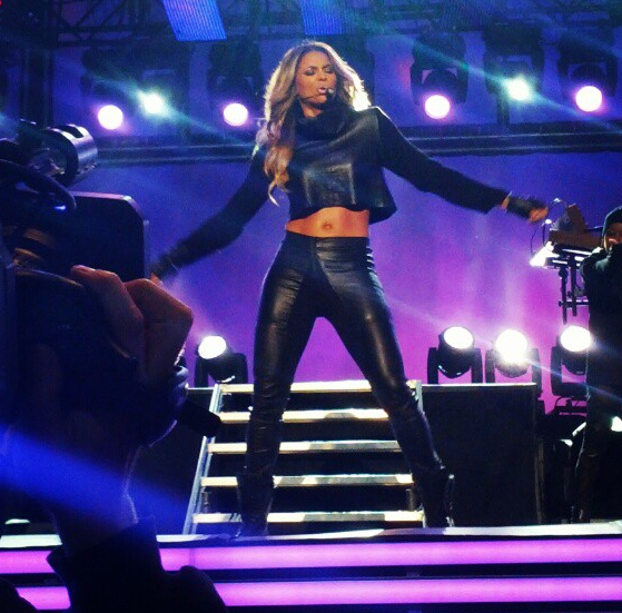 Jimmy Kimmel (October 2012), Ciara