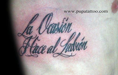 ngablack tattoos letras tattoos
