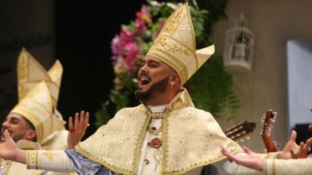 """Resultado de imagen de Comparsa """"OBDC, El joven obispo"""""""
