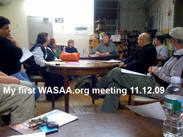 WASAA meeting
