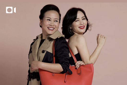 10 Great Luxury WeChat Campaigns for Mother's Day | Jing Daily