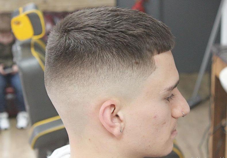 Sencillo y bonito peinados militares Galería de cortes de pelo tutoriales - Cortes De Pelo Tipo Militar - peinados originales