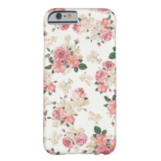 Pastel Floral iPhone 6 case