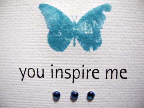 You inspire me (detail)