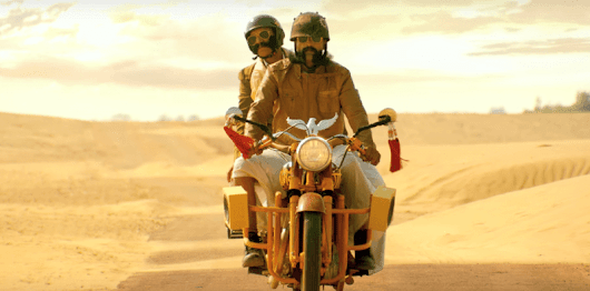 You cannot miss these Briliant Rajasthan Tourism Ads!