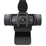 Logitech C920s Webcam - 2.1 Megapixel - 30 FPS - USB 3.1, Black
