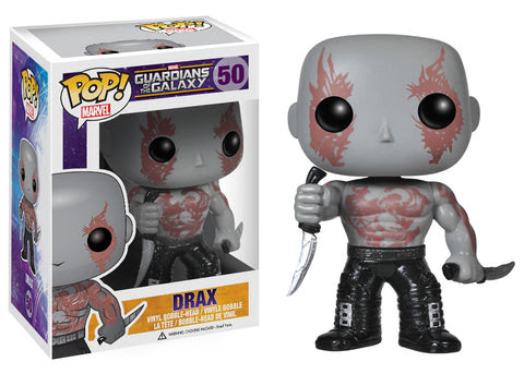 Funko POP! Marvel: Guardians of the Galaxy - Drax