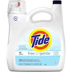 Tide Free & Gentle Detergent Liquid 150 Oz. (23067) 1482731