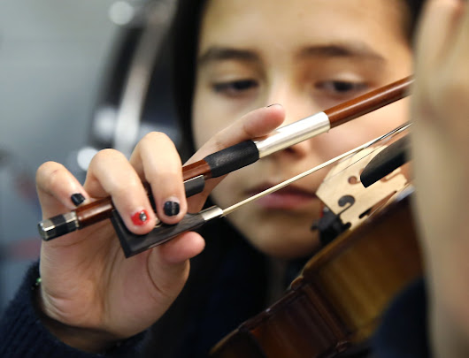 Music lessons spur emotional and behavioral growth in children, new study says