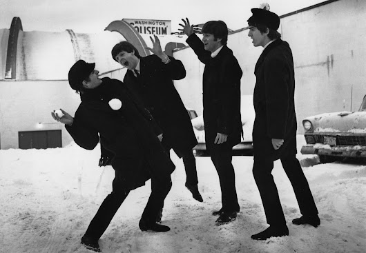 The Beatles Music Goes to Streaming Sites Christmas Eve