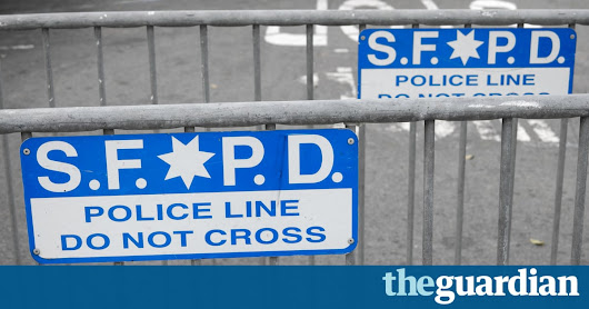 DoJ review of San Francisco police finds 'institutional bias' against minorities | US news | The Guardian