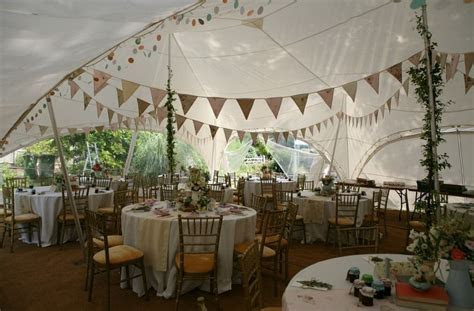 Capri Marquee Hire an alternative to the traditional shape