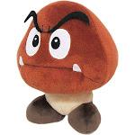 """Super Mario - Goomba 6"""" Plush"""