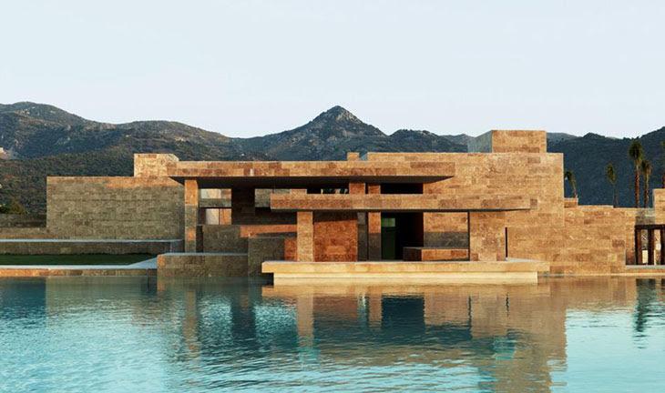 Arsitektur Menakjubkan Sancaklar