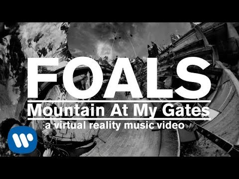 Foals的新專輯Mountain At My Gates