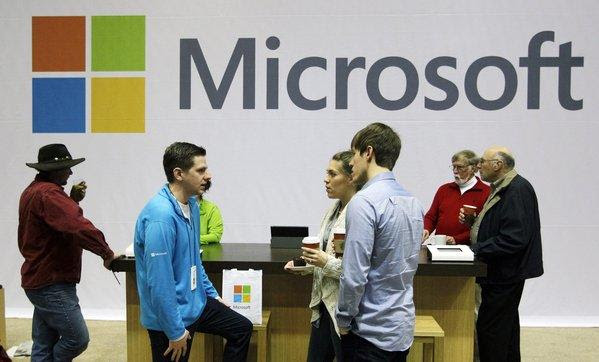 Image result for microsoft workers