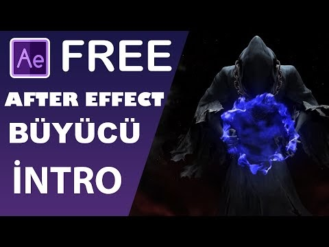 After Effect Büyücü İntrosu