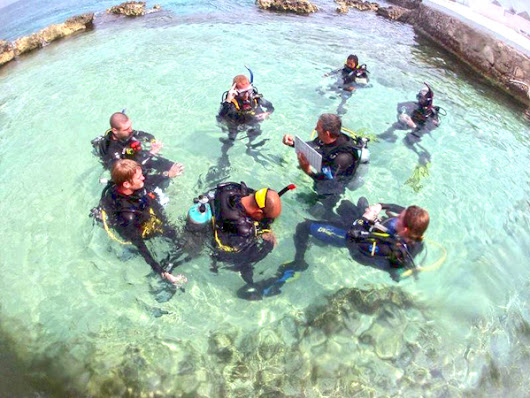 Discover Scuba Cozumel | How to dive Cozumel Mexico