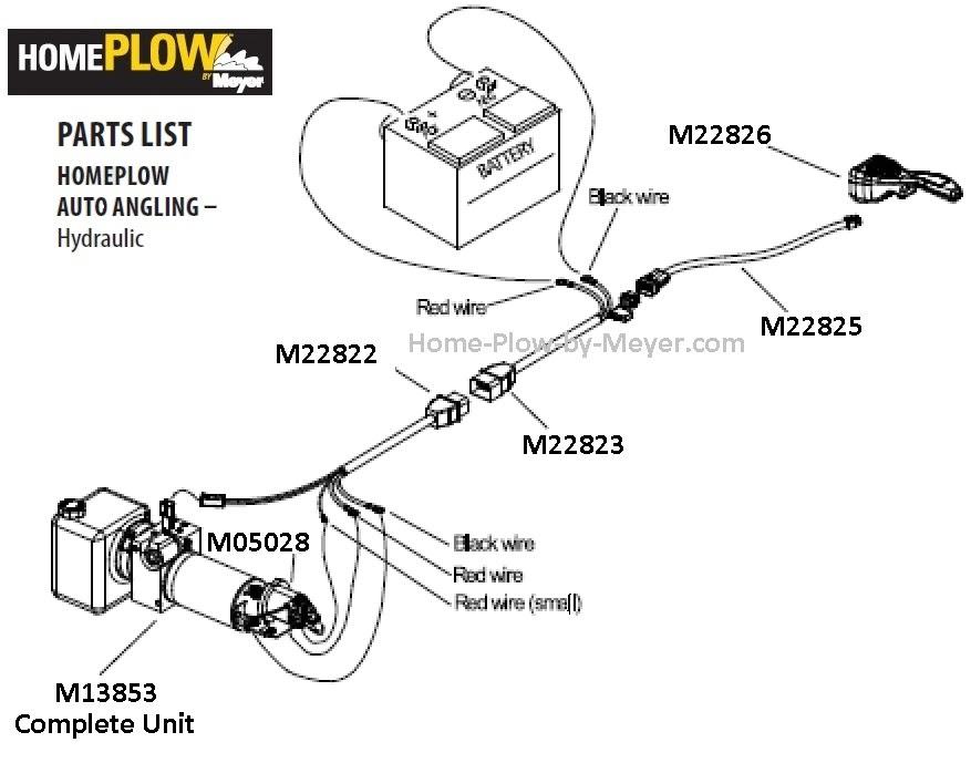 Meyer Wire Diagram