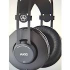 AKG K52 Over-Ear Headphones - Black